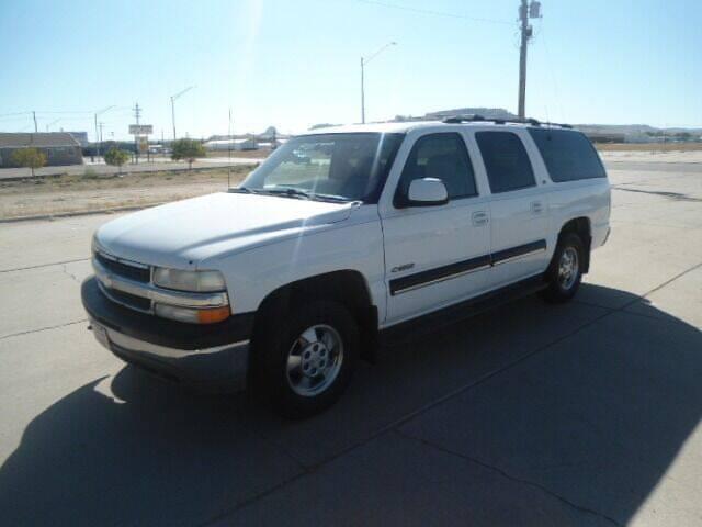 2001 Chevrolet Suburban for sale at Twin City Motors in Scottsbluff NE