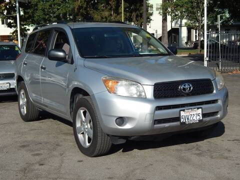 2007 Toyota RAV4 for sale at Crow`s Auto Sales in San Jose CA