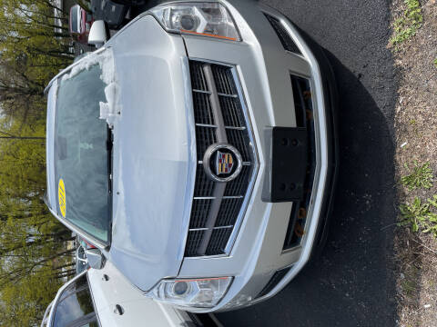 2011 Cadillac SRX for sale at Right Choice Automotive in Rochester NY