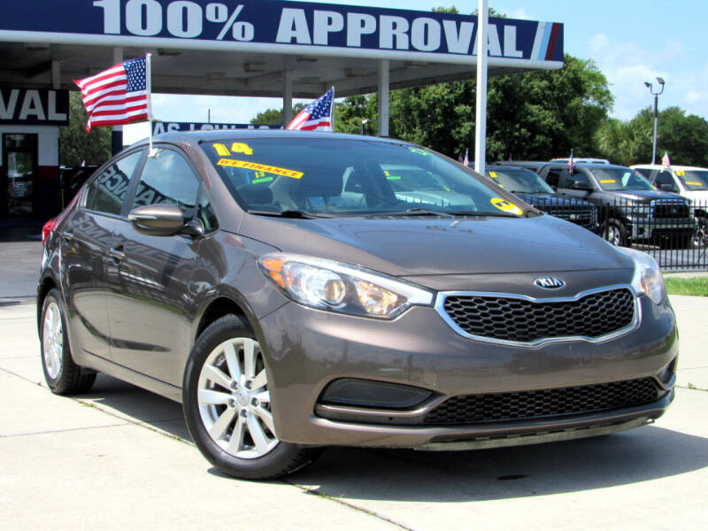 2014 Kia Forte for sale at Orlando Auto Connect in Orlando FL