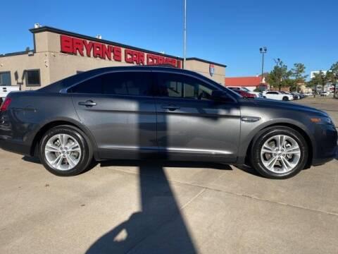 2017 Ford Taurus for sale at Bryans Car Corner in Chickasha OK
