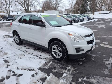 2014 Chevrolet Equinox for sale at Stach Auto in Edgerton WI