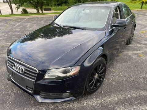 2009 Audi A4 for sale at Supreme Auto Gallery LLC in Kansas City MO