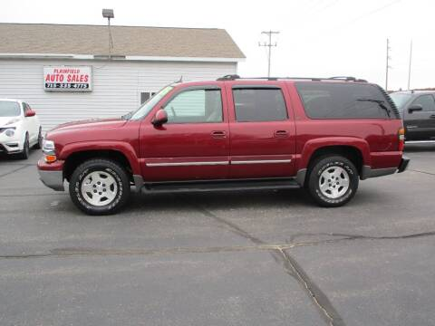 2005 Chevrolet Suburban for sale at Plainfield Auto Sales, LLC in Plainfield WI