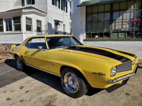 1969 Chevrolet Camaro for sale at Carroll Street Auto in Manchester NH