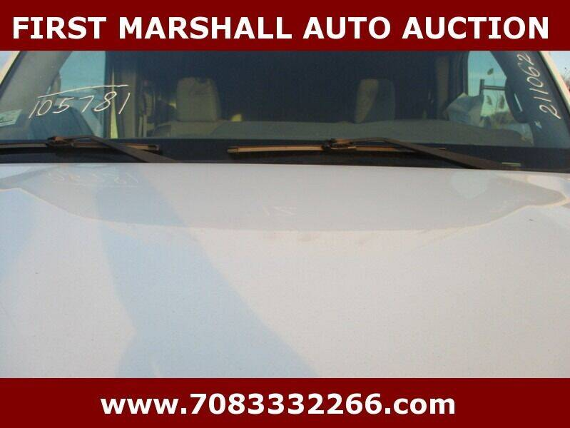 2012 Nissan NV Cargo for sale at First Marshall Auto Auction in Harvey IL