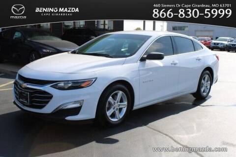 2020 Chevrolet Malibu for sale at Bening Mazda in Cape Girardeau MO