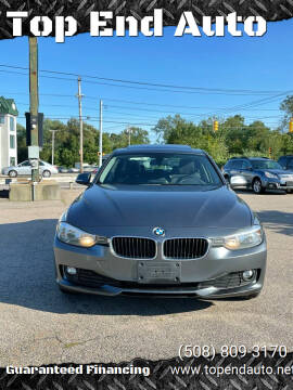 2014 BMW 3 Series for sale at Top End Auto in North Attleboro MA