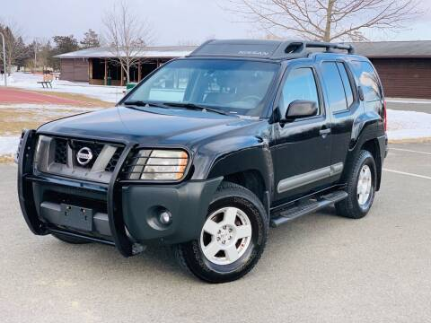 2005 Nissan Xterra for sale at Y&H Auto Planet in West Sand Lake NY