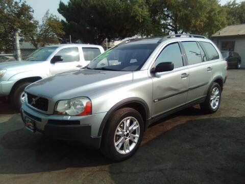 2004 Volvo XC90 for sale at Larry's Auto Sales Inc. in Fresno CA