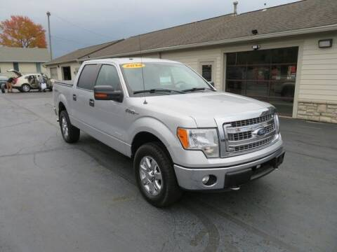 2014 Ford F-150 for sale at Tri-County Pre-Owned Superstore in Reynoldsburg OH