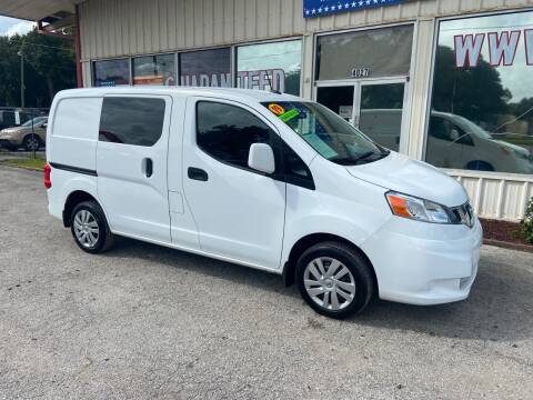 2019 Nissan NV200 for sale at Lee Auto Group Tampa in Tampa FL