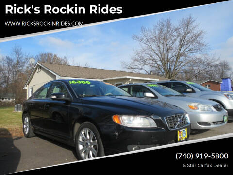2009 Volvo S80 for sale at Rick's Rockin Rides in Reynoldsburg OH