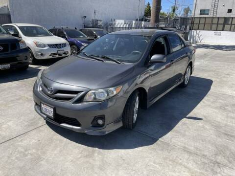 2011 Toyota Corolla for sale at Hunter's Auto Inc in North Hollywood CA