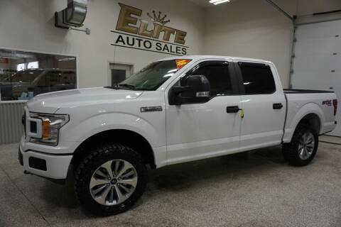 2018 Ford F-150 for sale at Elite Auto Sales in Ammon ID