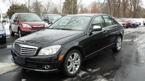 2008 Mercedes-Benz C-Class for sale at JBR Auto Sales in Albany NY