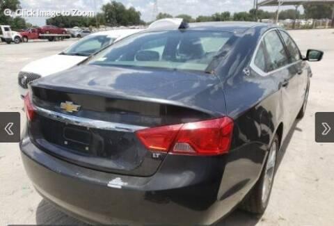 2014 Chevrolet Impala for sale at JacksonvilleMotorMall.com in Jacksonville FL