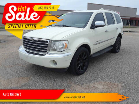 2007 Chrysler Aspen for sale at Auto District in Baytown TX