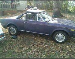 1975 FIAT 124 Spider for sale at Haggle Me Classics in Hobart IN