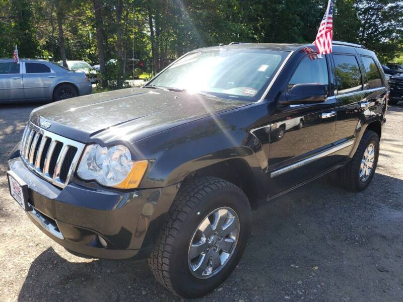 2009 Jeep Grand Cherokee for sale at Winner's Circle Auto Sales in Tilton NH