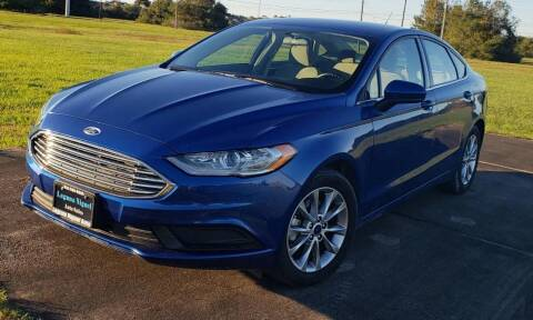 2017 Ford Fusion for sale at Laguna Niguel in Rosenberg TX
