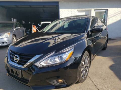 2016 Nissan Altima for sale at Best Royal Car Sales in Dallas TX