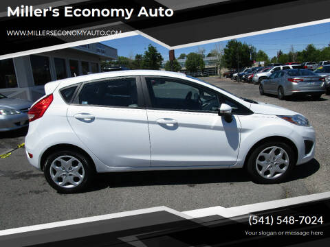 2013 Ford Fiesta for sale at Miller's Economy Auto in Redmond OR