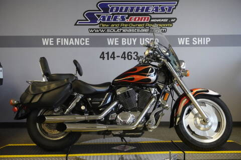 2005 Honda Shadow Sabre for sale at Southeast Sales Powersports in Milwaukee WI