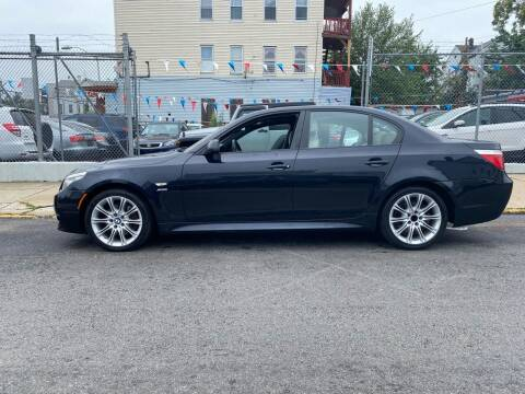 2010 BMW 5 Series for sale at G1 Auto Sales in Paterson NJ