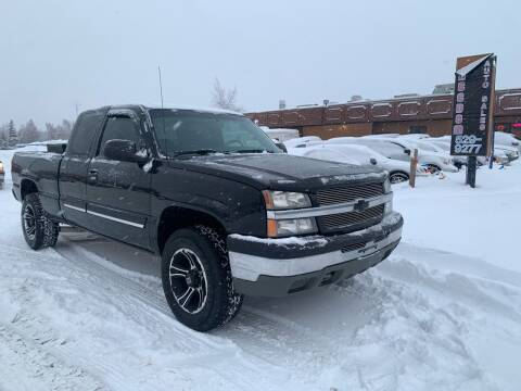 2004 Chevrolet Silverado 1500 for sale at Freedom Auto Sales in Anchorage AK