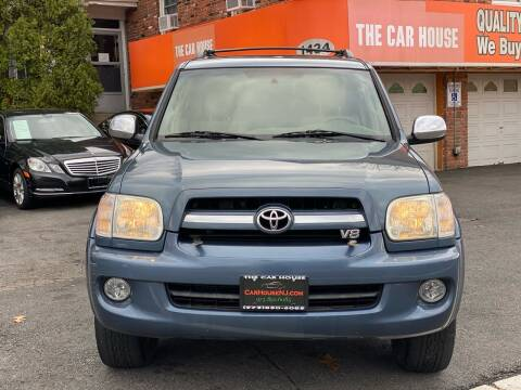 2007 Toyota Sequoia for sale at Bloomingdale Auto Group in Bloomingdale NJ