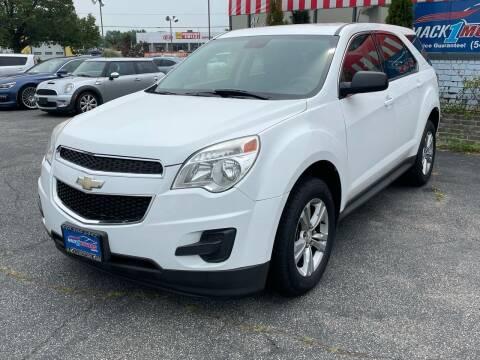 2015 Chevrolet Equinox for sale at Mack 1 Motors in Fredericksburg VA