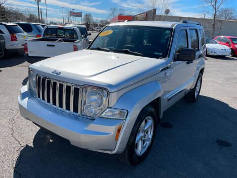 2010 Jeep Liberty for sale at Diana Rico LLC in Dalton GA