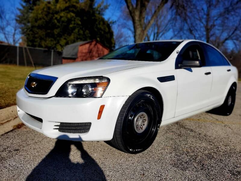 2014 Chevrolet Caprice for sale at Future Motors in Addison IL