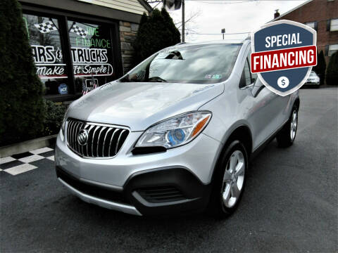 2016 Buick Encore for sale at New Concept Auto Exchange in Glenolden PA