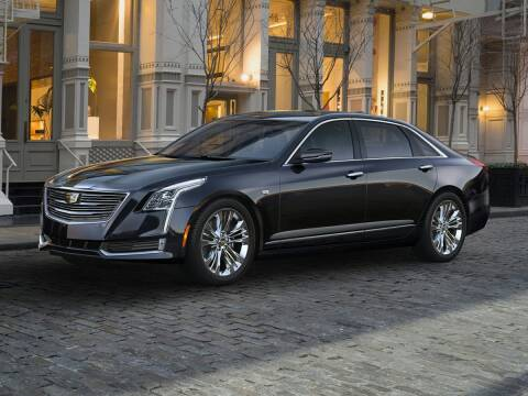 2017 Cadillac CT6 for sale at Mercedes-Benz of North Olmsted in North Olmstead OH