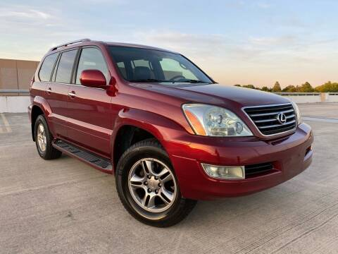 2008 Lexus GX 470 for sale at Car Match in Temple Hills MD