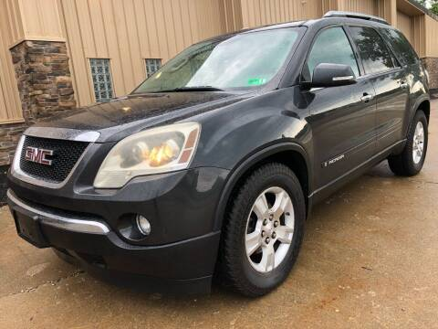 2007 GMC Acadia for sale at Prime Auto Sales in Uniontown OH