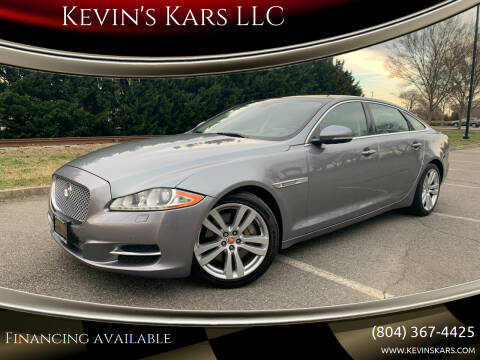 2014 Jaguar XJL for sale at Kevin's Kars LLC in Richmond VA