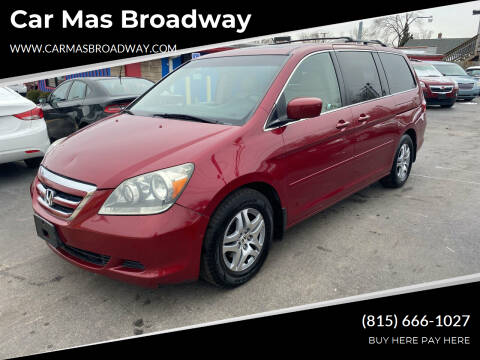 2005 Honda Odyssey for sale at Car Mas Broadway in Crest Hill IL