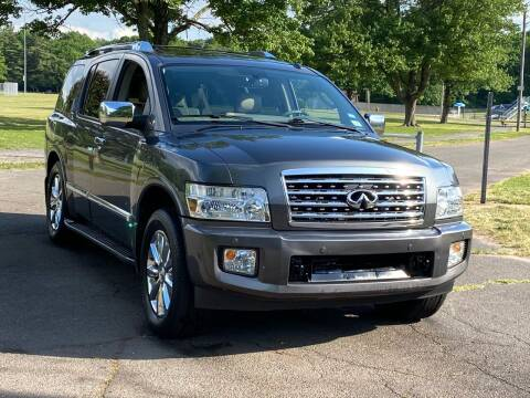 2009 Infiniti QX56 for sale at Choice Motor Car in Plainville CT