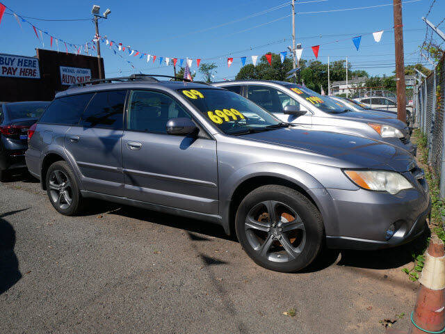 2009 Subaru Outback for sale at MICHAEL ANTHONY AUTO SALES in Plainfield NJ