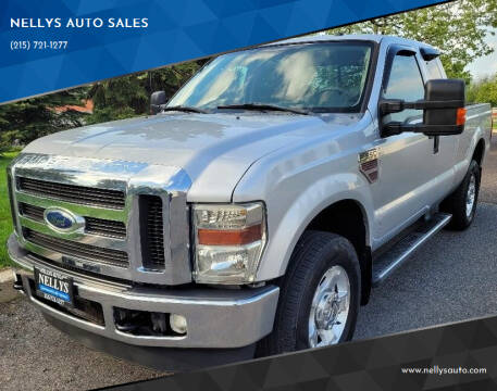 2010 Ford F-250 Super Duty for sale at NELLYS AUTO SALES in Souderton PA