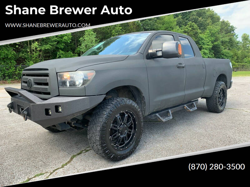 2011 Toyota Tundra for sale in Harrison, AR