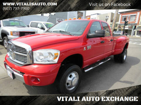 2008 Dodge Ram Pickup 3500 for sale at VITALI AUTO EXCHANGE in Johnson City NY