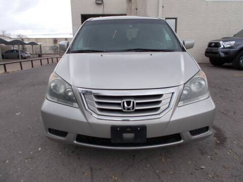 2008 Honda Odyssey for sale at ACH AutoHaus in Dallas TX