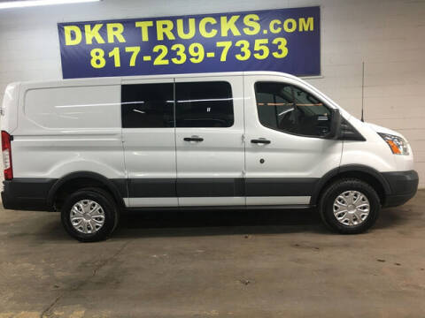 2015 Ford Transit Cargo for sale at DKR Trucks in Arlington TX