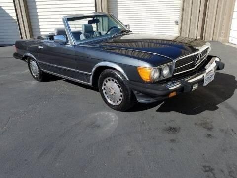 1986 Mercedes-Benz 560-Class for sale at A7 AUTO SALES in Daytona Beach FL