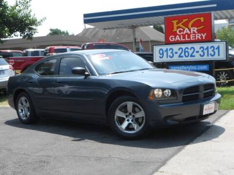 2008 Dodge Charger for sale at KC Car Gallery in Kansas City KS