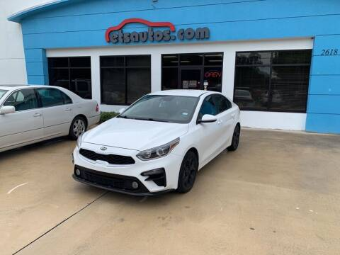 2019 Kia Forte for sale at ETS Autos Inc in Sanford FL